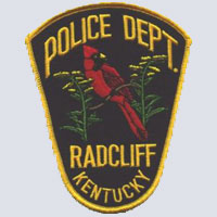 Radcliff, KY Police Patch