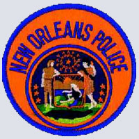 New Orleans, LA Police Patch