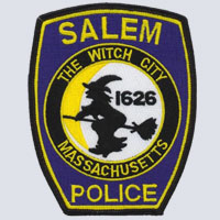 Salem, MA Police Patch