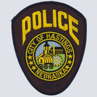 Hastings, NE Police Shoulder Patch