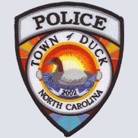 Duck, NC Police Patch
