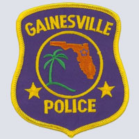 Gainesville, FL Police Patch