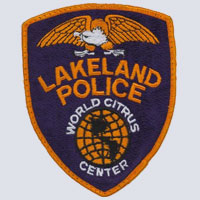 Lakeland, FL Police Patch