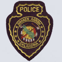 Broken Arrow, OK Police Patch