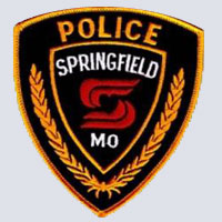 Springfield, MO Police Patch