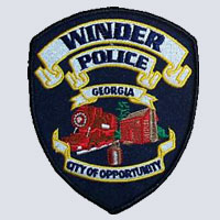 Winder, GA Police Shoulder Patch