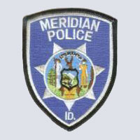Meridian, ID Police Patch