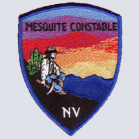 Mesquite, NV Police Patch