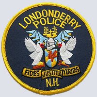 Londonderry, NH Police Patch