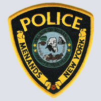 Menands, NY Police Patch