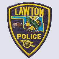 Lawton, OK Police Patch