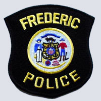 Frederic, WI Police Patch
