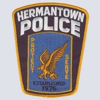 Hermantown, MN Police Patch