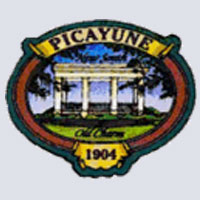 Picayune, MS Police Patch