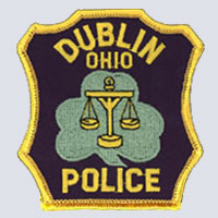 Dublin, OH Police Patch