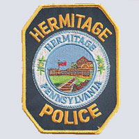 Hermitage, PA Police Patch
