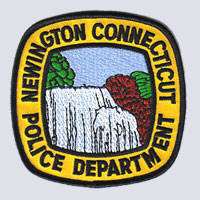 Newington, CT Police Patch