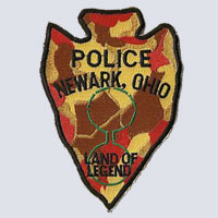 Newark, OH Police Patch