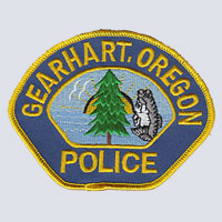 Gearhart, OR Police Department Patch
