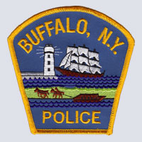 Buffalo, NY Police Patch