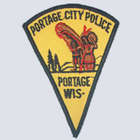 Portage, WI Police Patch