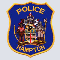 Hampton, VA Police Shoulder Patch