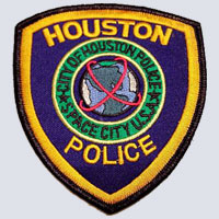 Houston, TX Police Patch