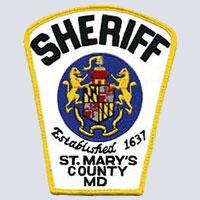 St. Mary's County, MD Sheriff's Patch