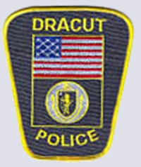 Dracut, MA Police Patch