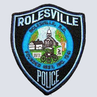 Rolesville, NC Police Patch