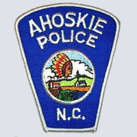 Ahoskie, NC Police Patch