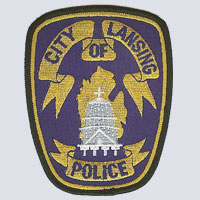 Lansing, MI Police Patch