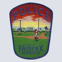Fairfax, MN Police Patch