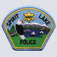Spirit Lake, IA Police Patch