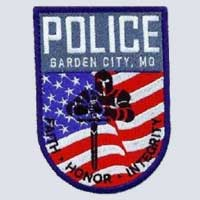 Garden City, MO Police Patch