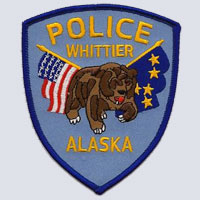 Whittier, AK Police Patch