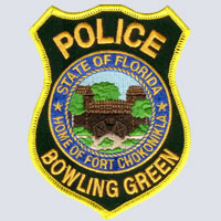 Bowling Green, FL Police Patch
