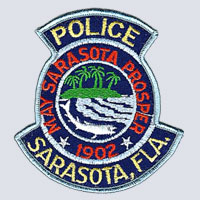 Sarasota, FL Police Patch
