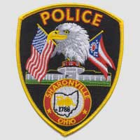 Sharonville, OH Police Patch