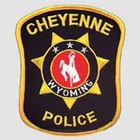 Cheyenne, WY Police Department Patch