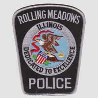 Rolling Meadows, IL Police Patch