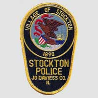 Stockton, IL Police Patch