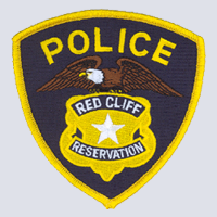 Patch Red Cliff Tribal Police