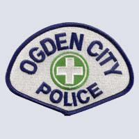 Ogden City, UT Police Patch