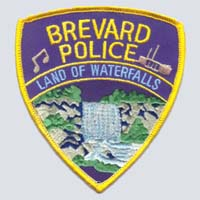 Brevard, NC Police Patch