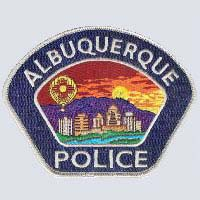 Albuquerque NM Police Shoulder Patch
