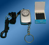 MC-223-Silver Mini Personal Alarm